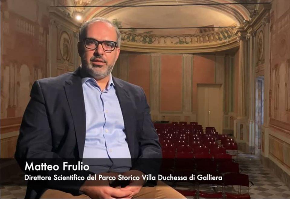 Dott. Arch. Matteo Frulio