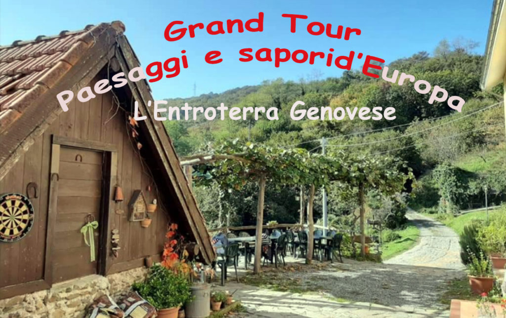 Grand tour - l'entroterra genovese