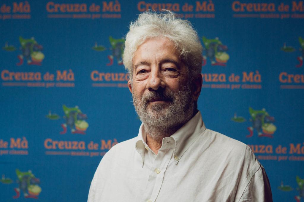 Gianfranco Cabiddu al festival Creuza de Mà 2019 (foto Sara Deidda)