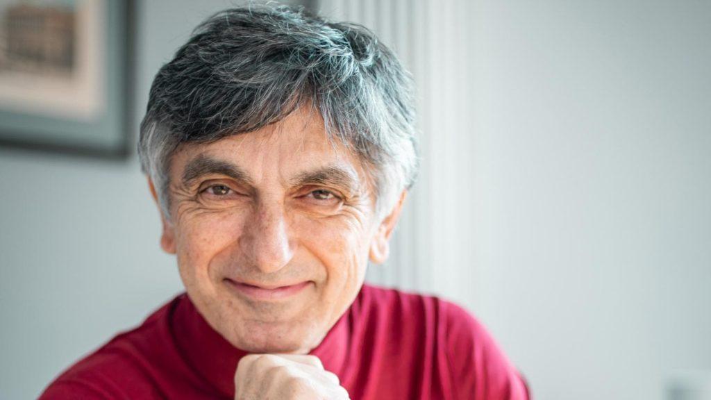 Vincenzo Salemme (foto Rai)