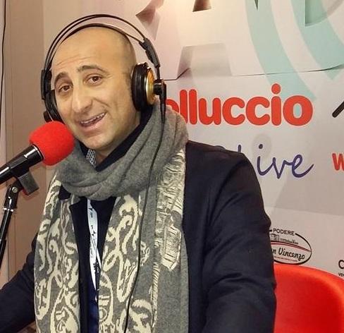 Lucio Rossomando ( foto Sud TV)