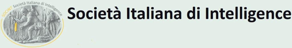 logo società italiana intelligence